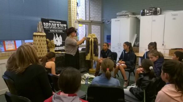 Learning the magic of muka with Tangiwai Christie