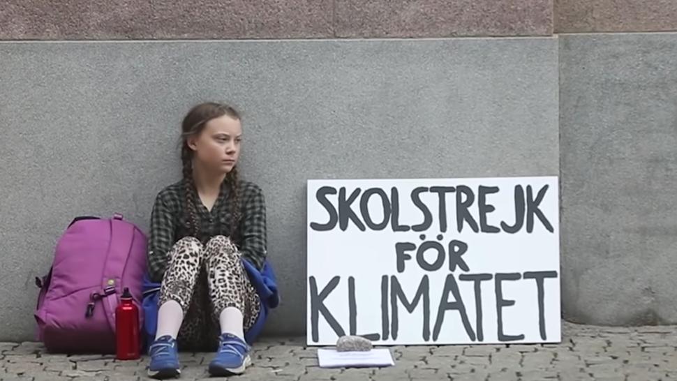 Greta Thunberg and the School Strike for Climate movement   Waikato Enviroschools